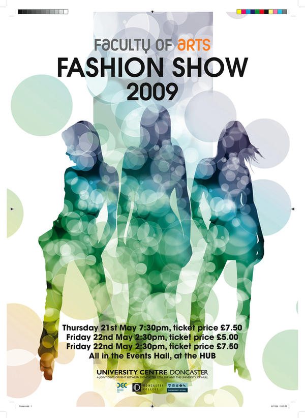 Fashion Show 2009 by NineteenPSG