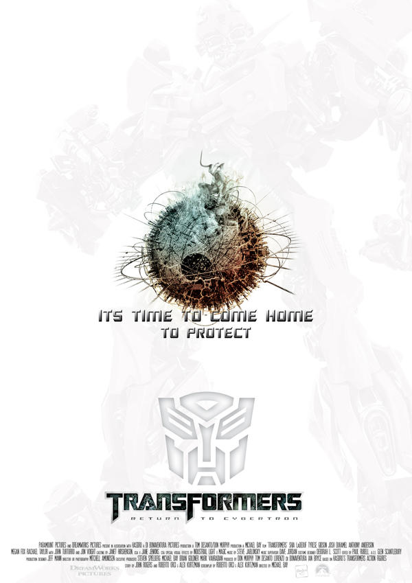 Transformers Poster 5 by NineteenPSG