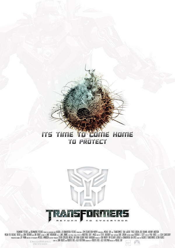 Transformers Poster 6 by NineteenPSG