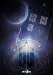 Doctor Who Poster 3