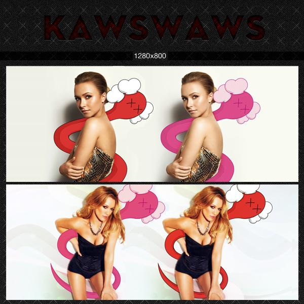 KawsWaws by d1ckies