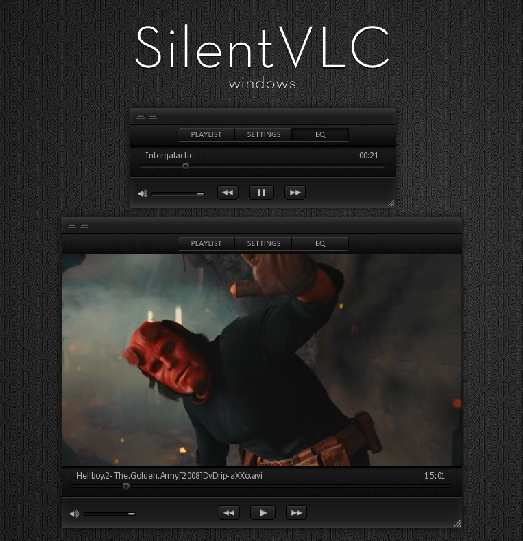 SilentVLC Updated 10-7-09 by d1ckies