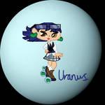Uranus by Daracoon911