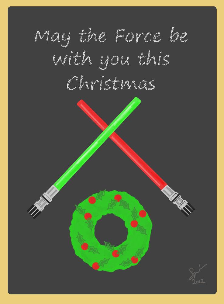 A Geeky Christmas by MaverickMae
