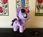 Twilight Sparkle Filly Plush - Adoption Ready!