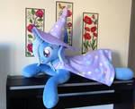 Handmade Plush Pony Lifesize