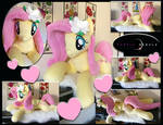 Life-Size Plush Pony! by PurpleNebulaStudios