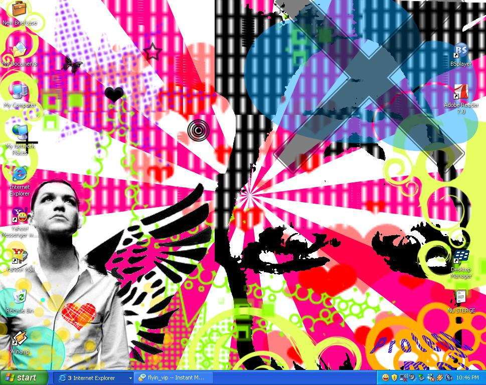 Brian Pop Art by XSugarfreeX