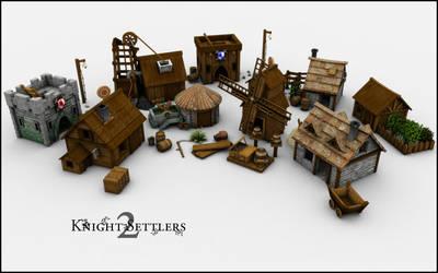 Knight Settlers 2 by Nachtfalter89
