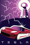 Tesla Motors by DecoEchoes