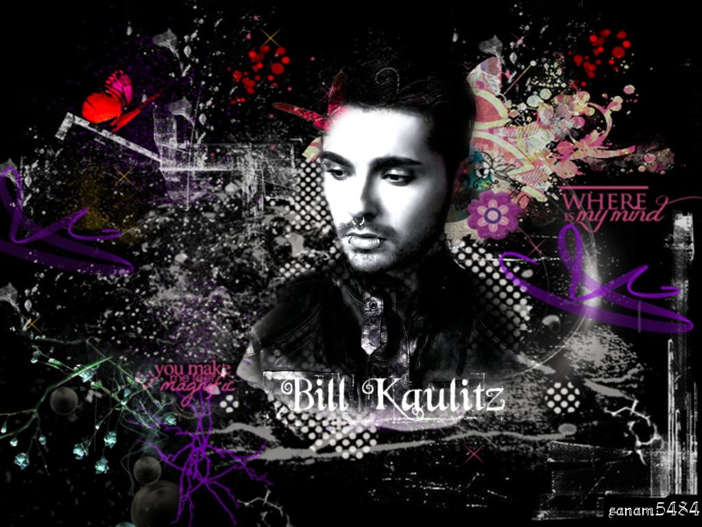 Bill Kaulitz Wallpaper 10 by sanam5484
