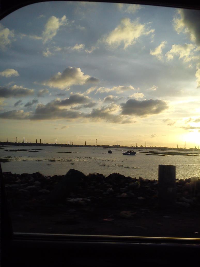 Sunset 2 by sanam5484