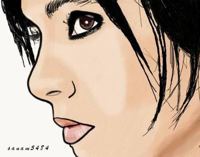 Bill Kaulitz 2006 by sanam5484