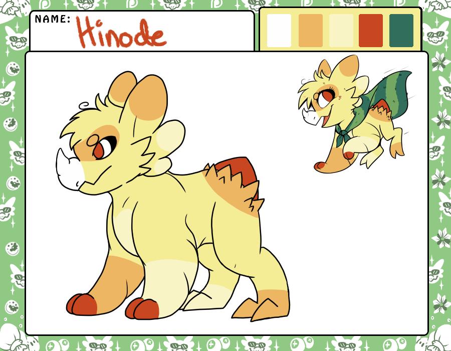 Wyngro - Hinode App by SketchyDemon