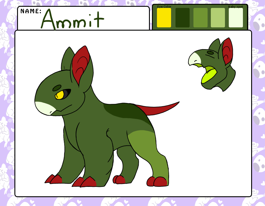 Wyngro - Ammit App by SketchyDemon