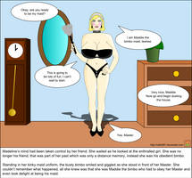 A reluctant bimbo - Part 3 by Nabs001