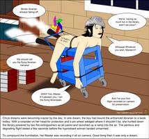 Perilous dreams - Part 4 by Nabs001