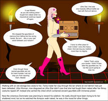 Ultra Woman Dominated - Part 4 by Nabs001