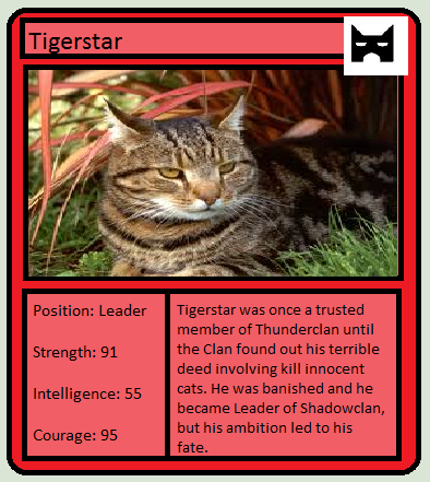 Buy Warrior Cats Trading Cards