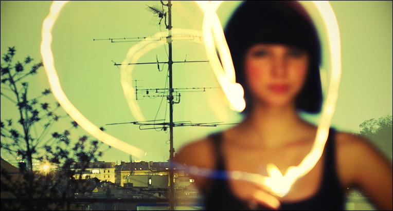 "I love my ""city"" by Maagdalenka"