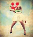 77: baloon cliche by Maagdalenka