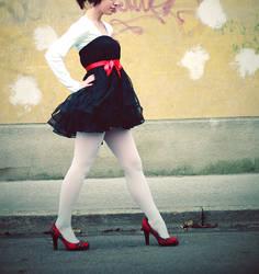 weird fashion by Maagdalenka