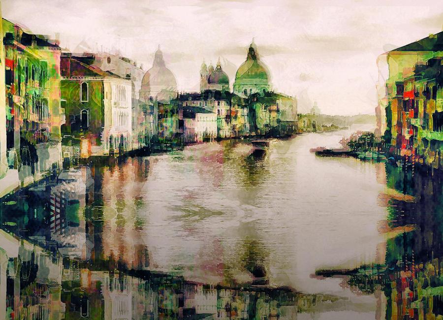 watercolor by DigitalHyperGFX