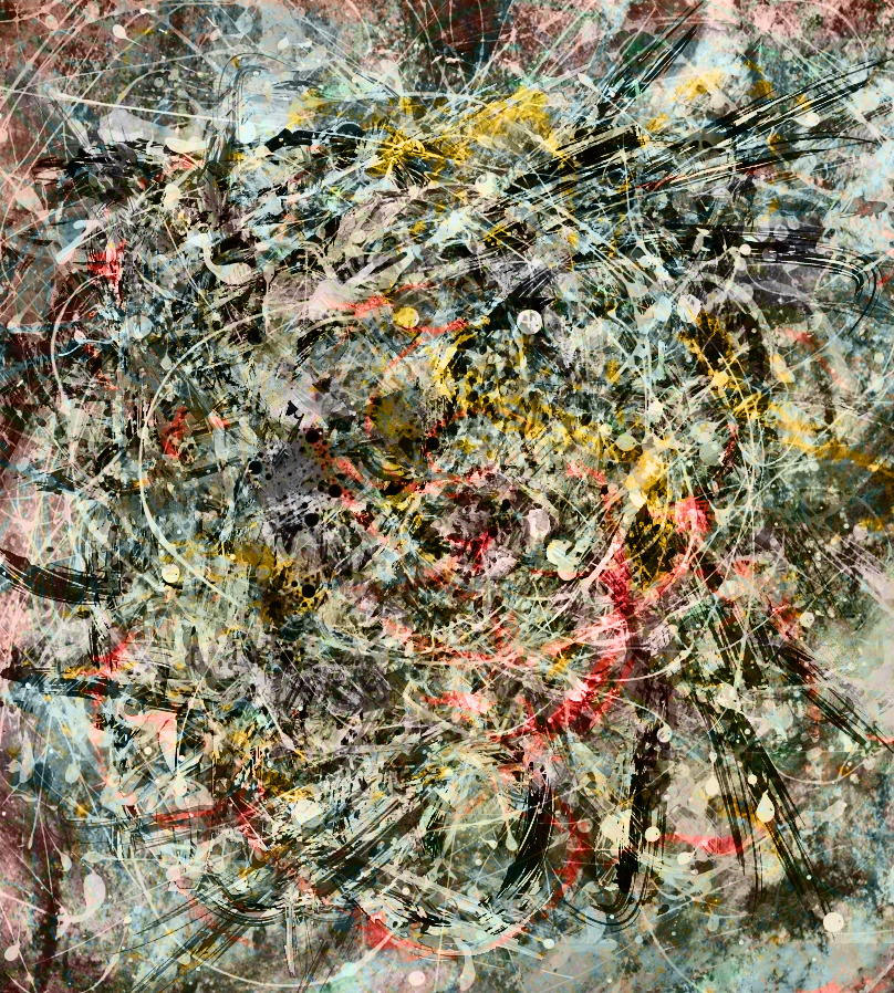 abstract expressionisme iidigitalhypergfx on deviantart