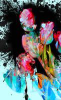 Color tulip