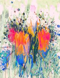 Color tulip 2 by DigitalHyperGFX