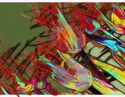 Flower Storm by DigitalHyperGFX