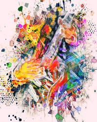 Play that funky music wild by DigitalHyperGFX