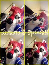 Spooky and Katana
