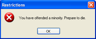Error in Liberal OS by Matheny08