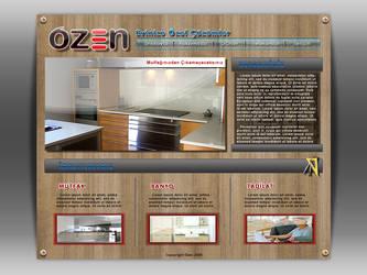 Ozen Web Interface by Positivist