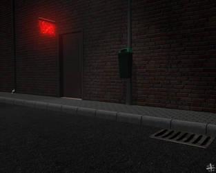 3D Street by Positivist