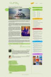 Paint Blog Post by Positivist