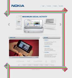 Nokia N97 Web Site