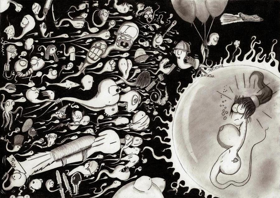 Sperms by TeSzu