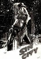 Sin City by TeSzu