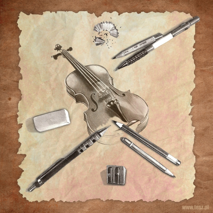 Art tools by TeSzu