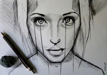 Hypnotic eyes by TeSzu