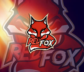 Logo Red Fox by TeSzu