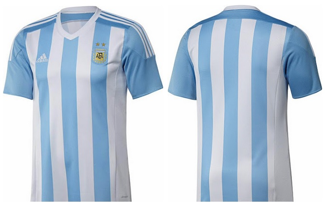 Argentina new jersey for Copa America