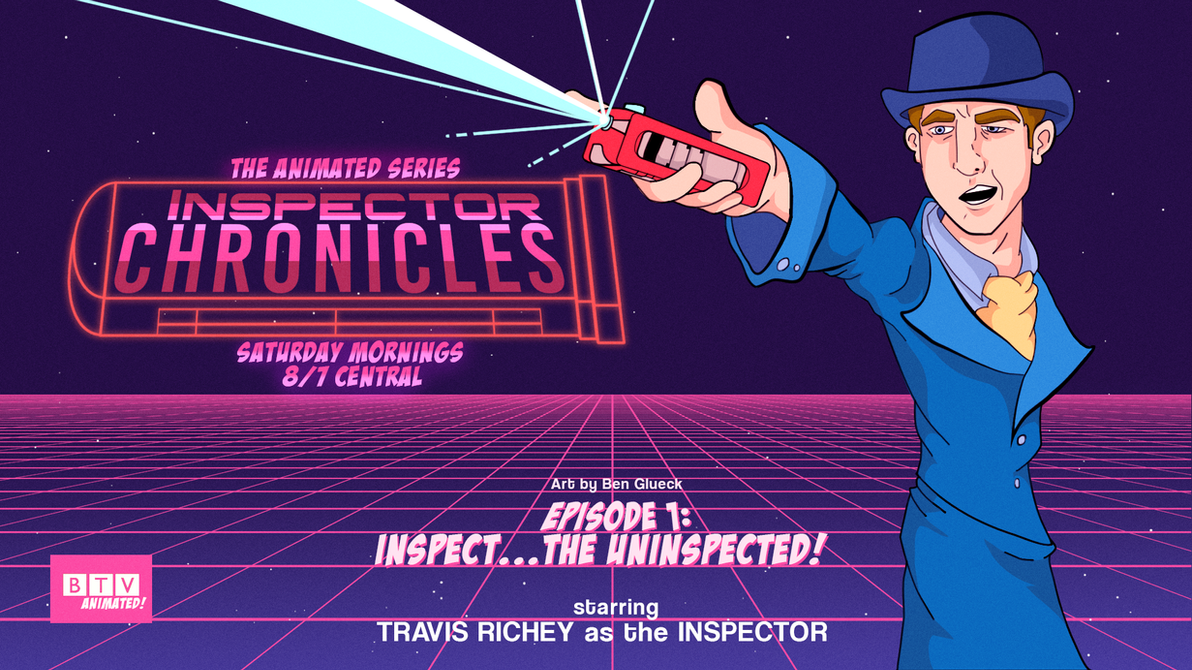 Inspector Chronicles 80's Themed by Ben3555