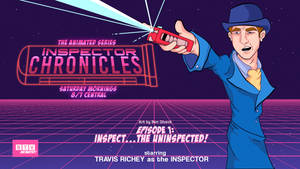 Inspector Chronicles 80's Themed
