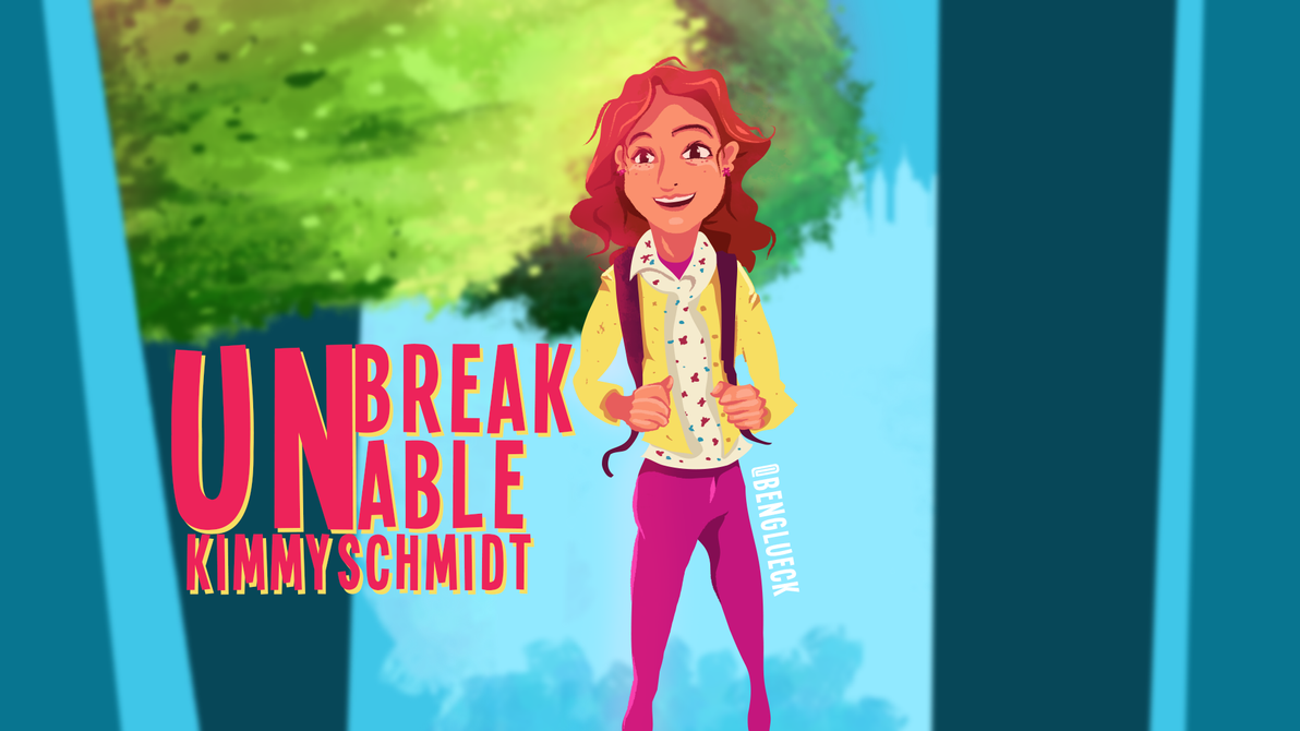 The Unbreakable Kimmy Schmidt! by Ben3555