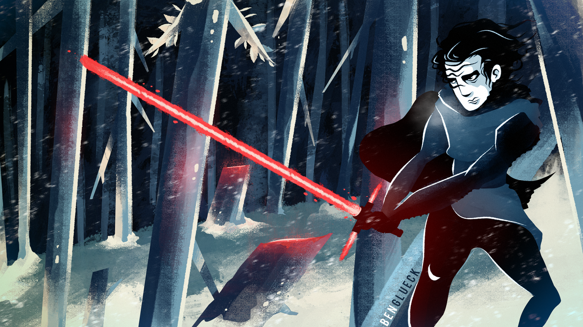 Kylo by Ben3555