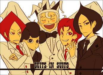 SiS: A GROUP PIC FINALLY by Chancake