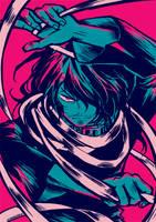 BNHA: Eraserhead by Chancake